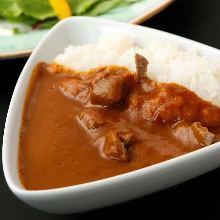Wagyu beef curry