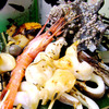 Assorted Fried Seafood Skewers - 3 types