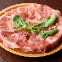 Dry-cured ham