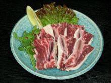 Bone-in kalbi (short ribs)