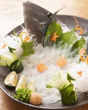 Flounder (sashimi)