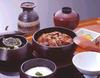 Unagi Mabushi: char-grilled eel over rice with sweet soy sauce