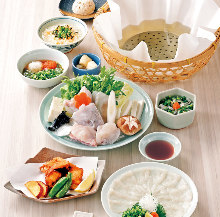 5,724 JPY Course (6  Items)
