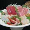 Today's Value and Fresh Assorted Sashimi