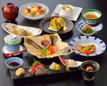 6,050 JPY Course (10  Items)