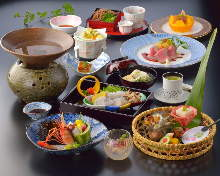 12,100 JPY Course (9  Items)