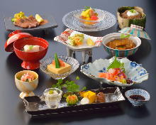 7,260 JPY Course (10 Items)