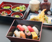 Lunch set