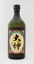 Authentic Sweet Potato Shochu Ogami