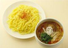 Ramen noodles with dipping dandan sauce