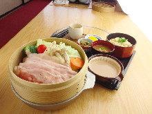 Ladies' lunch set