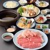 [Black Japanese Beef & Agu Pork Shabu Shabu Course]