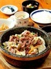 Sizzling Grilled Meat Set Meal
