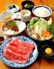 Lunchtime Sukiyaki Course
