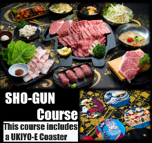 6,000 JPY Course (13  Items)