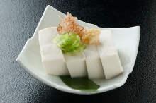 Chilled tofu