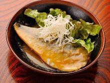 Miso mackerel