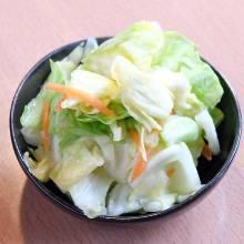 Lightly-pickled vegetables