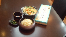 Inaniwa-style wheat noodles