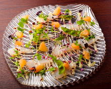 Carpaccio (fish)