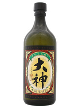 Authentic Sweet Potato Shochu Ogami