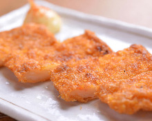 Gansu (fried minced-fish)