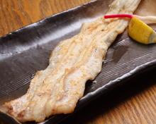 Lightly-dried seafood
