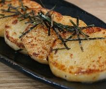 Japanese yam steak