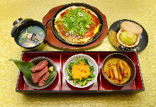 3,218 JPY Course (6 Items)