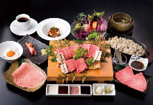 6,800 JPY Course (10 Items)