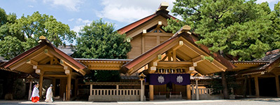 Atsuta Shrine (Osakida Shrine)