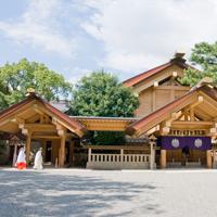 热田神宫(大幸田神社)