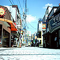 Yokosuka Dobuita-dori