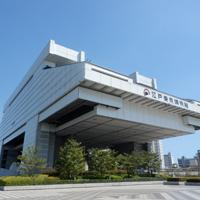 Edo-Tokyo Museum / Ryogoku Kokugikan Sumo Arena