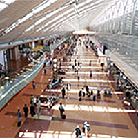 羽田机场(东京国际机场)