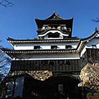 Inuyama Castle, the national treasure of Japan