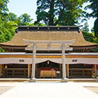 Kashima Jingu Shrine