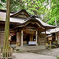 高韆穗神社(十社大明神)