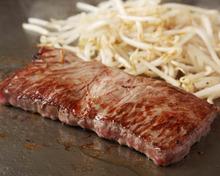 和牛のステーキ