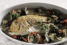 日替わり魚料理