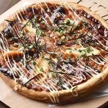 照り焼きマヨチキンピザ