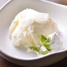 季節のアイスクリーム