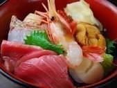 鮮度自慢 特上海鮮丼