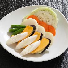 季節野菜の盛り合わせ