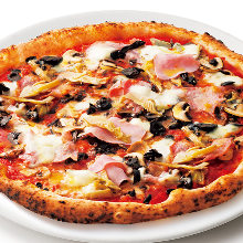 カプリチョーザ(ピザ)