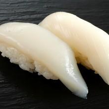 スルメイカ(刺身)