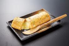 チーズ入り厚焼き玉子