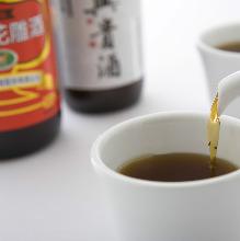 東風 紹興酒花彫 5年甕(全コース飲み放題に含みます。)