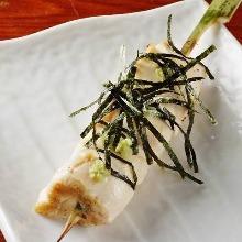 ササミ串焼き
