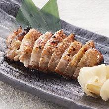 鶏肉の西京焼き